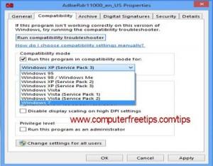 SelectModeWindows8