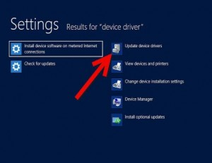 UpdateDeviceDriversinWindows82