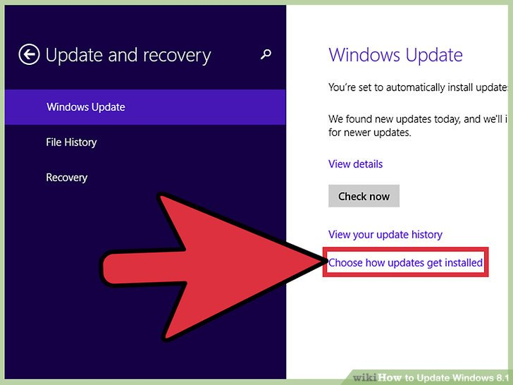 update drivers windows 8
