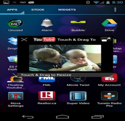How to Float YouTube Window in Android Screen? - Computer Free Tips