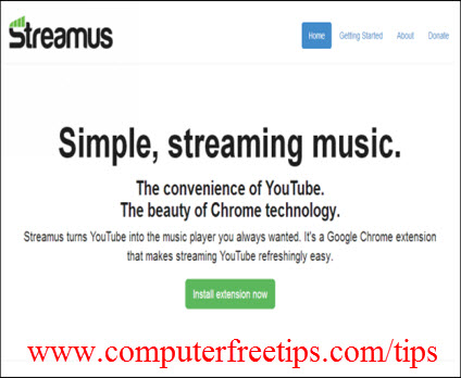 How Google Chrome can use for Changing YouTube into Personal Library
